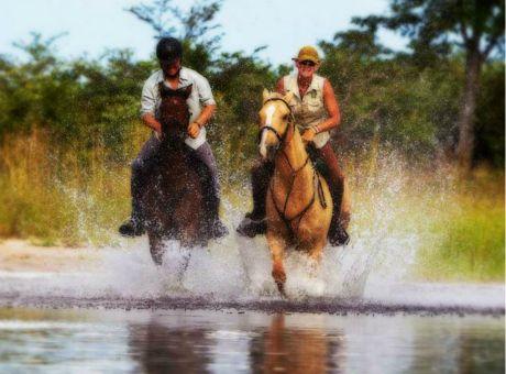 Raw Botswana | Horse Riding Holidays Botswana