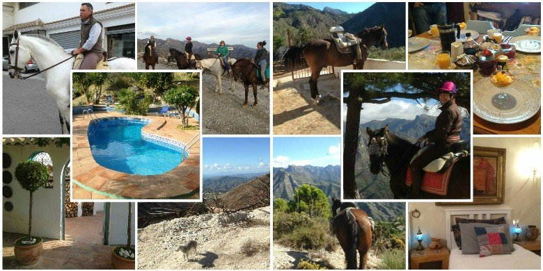 Horse Riding Holidays Spain