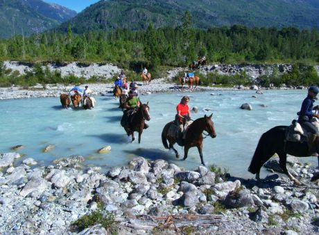 Across The Andes | Horse Riding Holidays Argentina