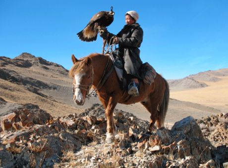 Altai Mountains | Horse Riding Holidays Mongolia