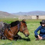Mongolia Altai Mountains Photo2