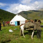 Mongolia Altai Mountains Photo4