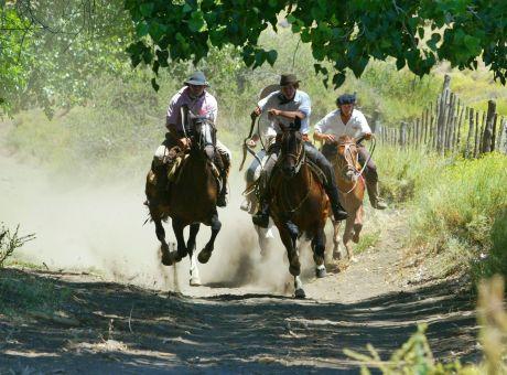 Estancia Huechahue | Horse Riding Holidays Argentina