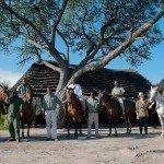Botswana Kalahari Camp Photo2