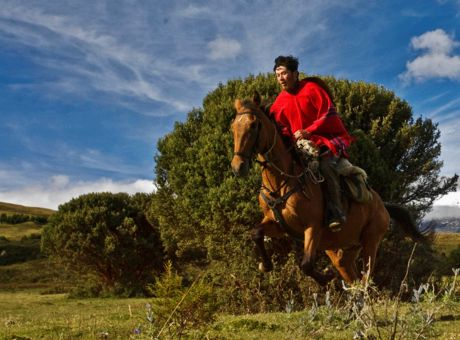 Horse Riding Trails | Horse Riding Holidays Ecuador