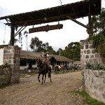 Ecuador Horse Riding Trails Photo26