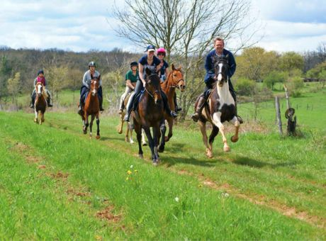 Aveyron Farmhouse | Horse Riding Holidays France