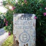 Horse Riding Holidays - La Camargue France - Hotel sign