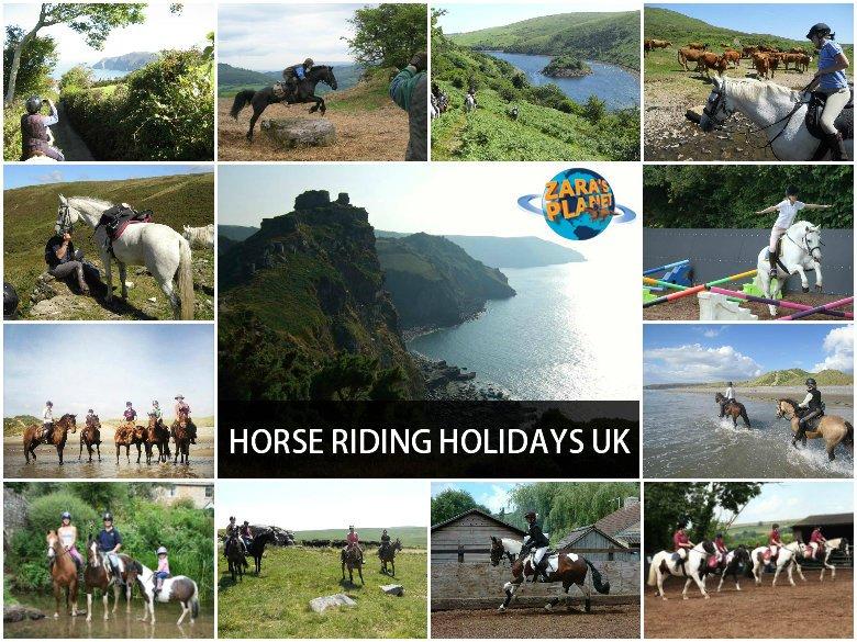 Horse Riding Holidays UK