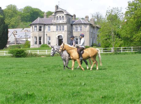 Bel-Air Country House | Horse Riding Holidays Ireland