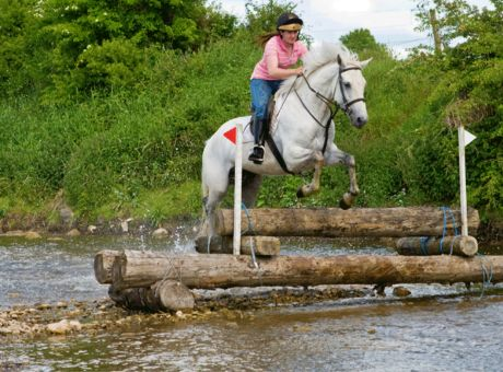 Flowerhill Cross Country | Horse Riding Holidays Ireland