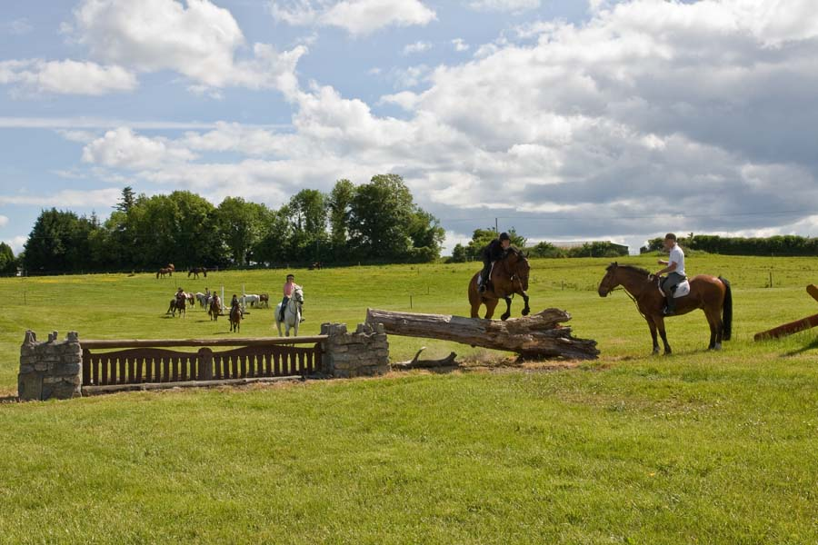 Flowerhill Cross Country Horse Riding Holidays Ireland