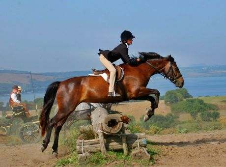 I Due Laghi | Horse Riding Holidays Italy