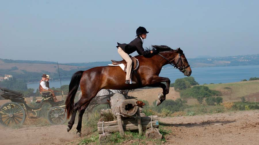 I Due Laghi Horse Riding Holidays Italy Zara S Planet