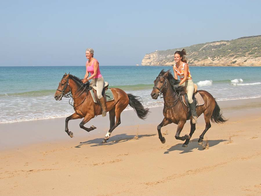 Spain Beach Ride Photo1