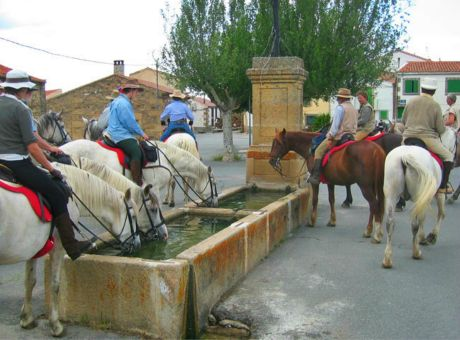Castles of Gredos | Horse Riding Holidays Spain