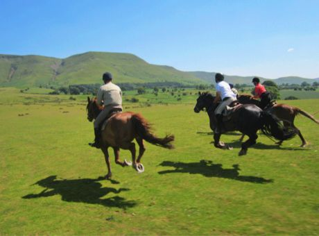 Trans Wales Trail | Horse Riding Holidays UK