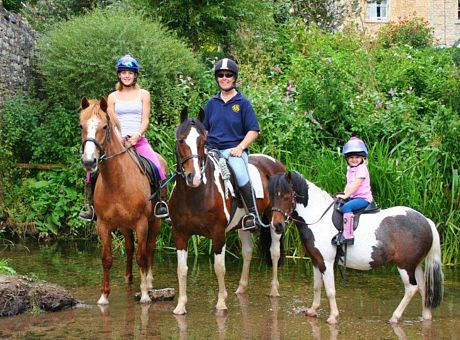 Wellow Farm | Horse Riding Holidays UK