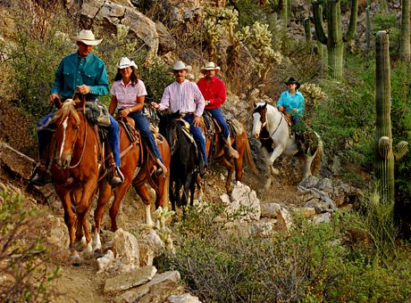 Tanque Verde | Horse Riding Holidays USA