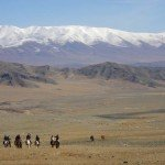 Mongolia - Remote country