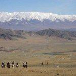 Mongolia - Remote country