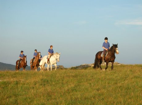 Jamaica Inn | Horse Riding Holidays UK