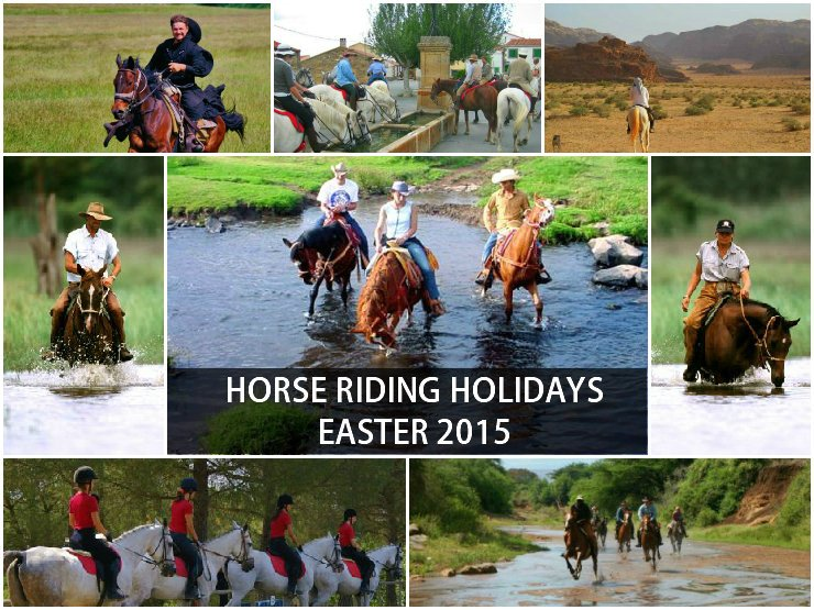 Easter 2015 Horse Riding Holidays Offer