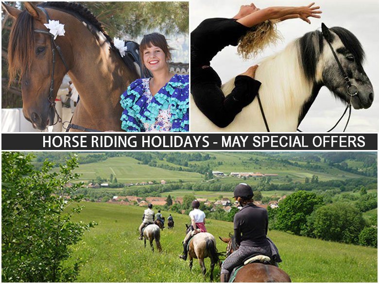 2015 May Horse Riding Holidays Offer