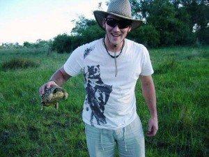 Michael and Louise on RAW Botswana Safari11