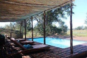 Michael and Louise on RAW Botswana Safari5
