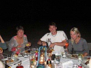 Michael and Louise on RAW Botswana Safari9