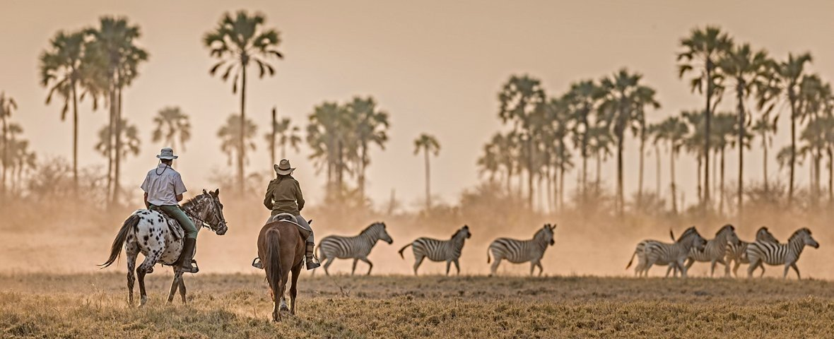WIN the Holiday of Your Dreams - Luxury African Horseback Safari!