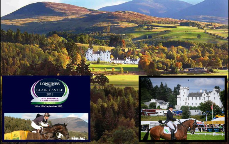 Blair Castle Horse Trials 2015
