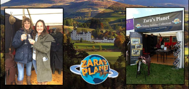 A fab time at Blair Castle