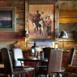 Dining Room - Mustang Monument Horse Riding Holidays