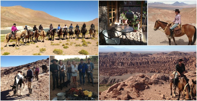 Atacama Desert Chile Adventure Ride - November 2015