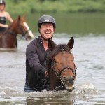 Swimming - Nile Horseback Safaris Uganda