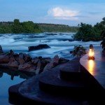 Wild Waters view - Nile Horseback Safaris Uganda